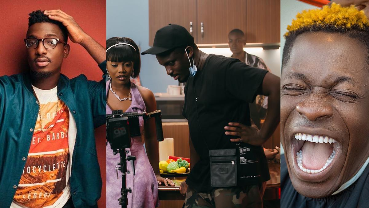 Shots Fired! The genesis of Video Director David Nicole Sey & Shatta Wale's social media beef