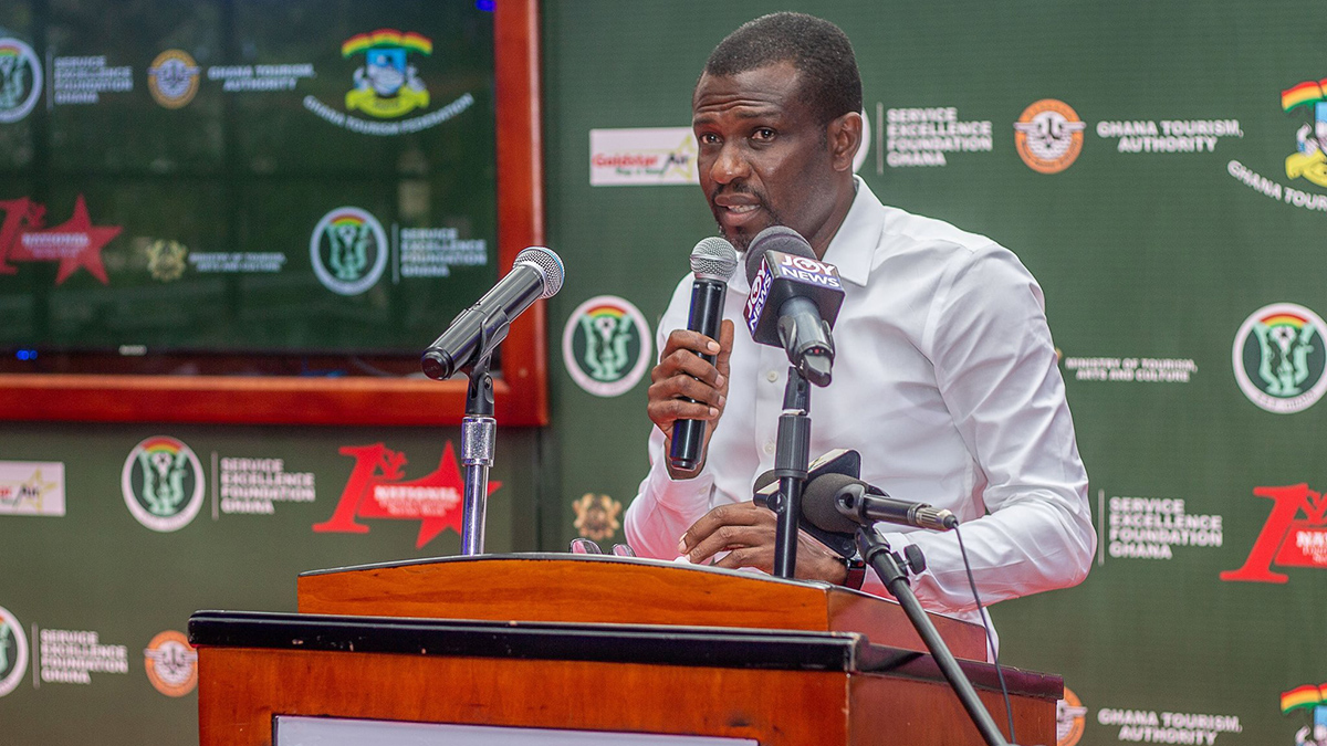 Why wash dirty linen in public when we could sell our positive side? It repels investors - Mark Okraku Mantey to celebrities