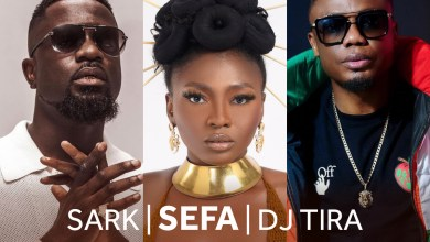 Fever! Sefa feats. Sarkodie & DJ Tira on new Amapiano song