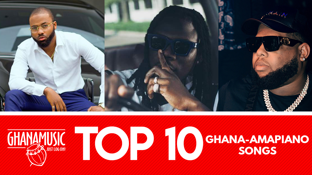 Amapiano over Afrobeats? Judge for yourselves with these top 10 Amapiano-themed Ghanaian hits!