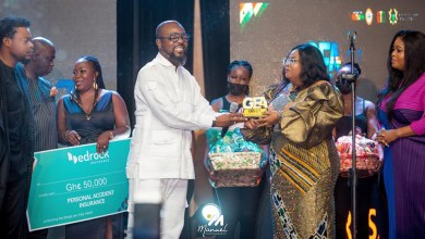 Full Winners Ghana Events Awards 2021: Outstanding stakeholders awarded to boost morale in creative industry!