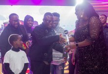 Never feel down for doing Urban Gospel, be proud, This Is US! - KobbySalm states after sweeping 5 awards including overall AoY at 2021 GUGMA
