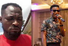 Is Kofi Kinaata referring to Funny Face in this timely advice on the effects of bitterness?