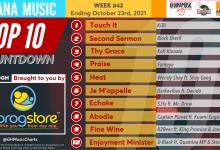 2021 Week 42: Ghana Music Top 10 Countdown