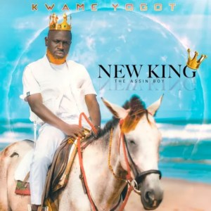 New King by Kwame Yogot