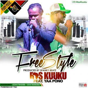 Freestyle by Ras Kuuku feat. Yaa Pono