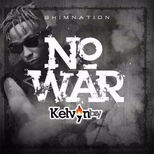 No War by Kelvyn Boy