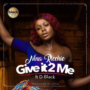 Give It 2 Me by Nina Ricchie feat. D - Black