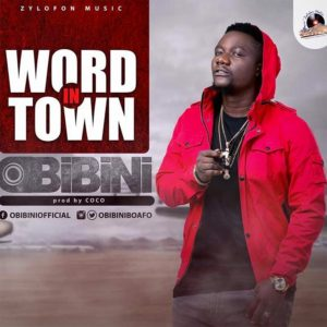 Word In Town by Obibini