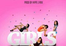 Koo Ntakra - Girls (Feat. Yaa Pono) (Prod. By HypeLyrix)