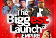 D Black, Flowking Stone, Tiffany, Killbeatz for '06 Empire' Entertainment Records Launch in Kumasi.