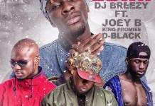 Dj Breezy - Slow Down (Feat. D-Black, Joey B & King Promise)