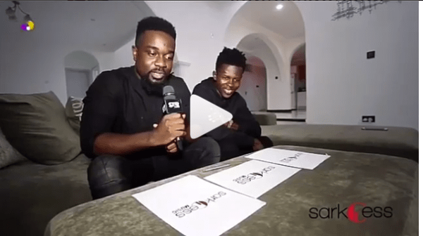 Sarkodie will not stop me from working with Manifest – Strongman