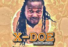 X-Doe - Ankaa (Feat. Kumi Guitar) (Prod. by Zap Mallet)