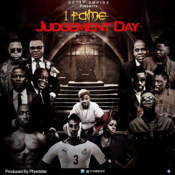 1Fame - Judgement Day (Prod By Phredxter)