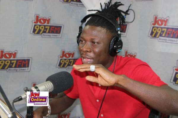 I don't need congratulatory message from Shatta Wale – Stonebwoy
