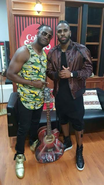 Bebe Cool Excited About Jason Derulo & Falz Project In Coke Studio Africa