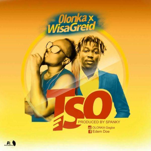 Olonka - Tso (Feat Wisa) (Prod. By Spanky)