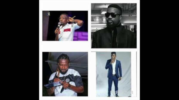 COMEDY: Shatta wale, Sarkodie, Samini & Others In Class