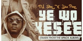 Dj Slim X Yaa Pono - Y3 Wo Kesi3