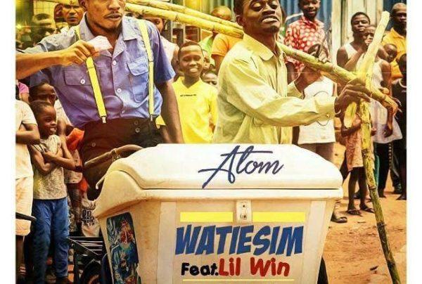 Atom - Watiesim (Feat Lilwin) (Prod By Methmix)