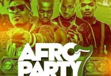 Dj Manni - Afro Party Vol. 7