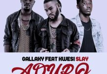 Gallaxy - Aduro (Feat. Kwesi Slay) (Prod. by BeatMasi)