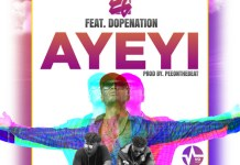 E.L - Ayeyi (Feat. DopeNation) (Prod. by PeeOnTheBeat)
