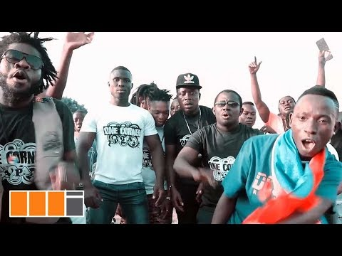Patapaa - One Corner (Feat. Ras Cann & Mr Loyalty) (Official Video)