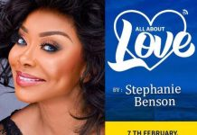 Stephanie Benson - All About Love (Prod By Martinokeys)