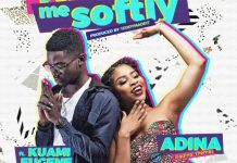 Adina - Killing Me Softly (Feat. Kuami Eugene) (Prod By TeddyMadeIt)