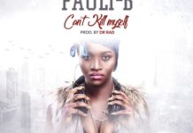 Pauli-B - Can't Kill Myself (Prod. by Dr Rad)