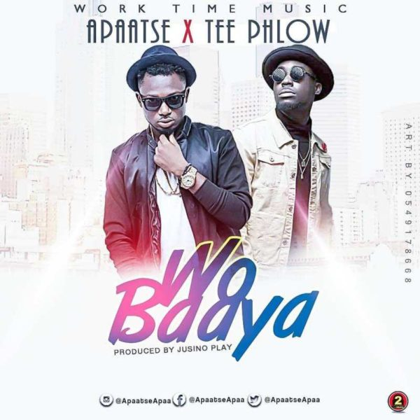 Apaatse - Wo Baaya (Feat. TeePhlow) (Prod. By Jusino Play)