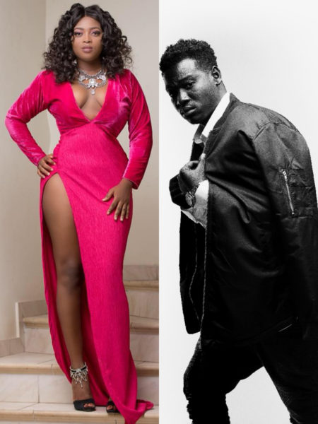 Koo Ntakra & Nigerian Actress Fatimah Adeoye Set To Marry?