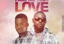 M-Jay - Pass Me Your Love (Feat Yaa Pono) (Prod by Twobars)