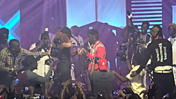Shatta Wale Proposes To Shatta Michy