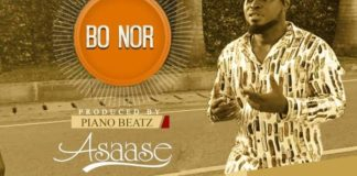 Asaase - Bo Nor (Prod by Pianobeatz)