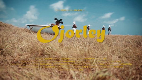 Cina Soul - Ojorley (Official Video)