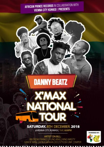 Danny Beatz Club Tour