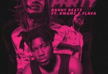 Danny Beatz - London Party (Feat Kwamz & Flava) (Prod by Danny Beatz)