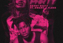 Danny Beatz - London Party (Feat Kwamz & Flava) (Prod by Danny Beatz)