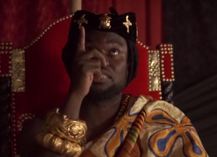 Kofi Mante - Burning Desire (Official Video)