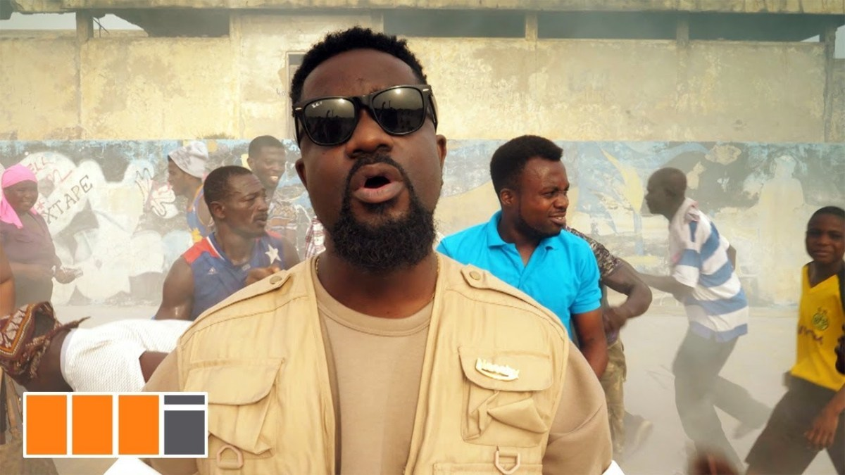 Sarkodie - Biibi Ba (feat Toyboi, Kofi Mole, CJ Biggerman, Tulenkey, Amerado, Yeyo, 2fyngers, Lyrical Joel, O'Bkay & Frequency) (Official Video)