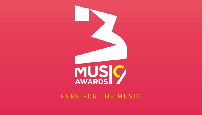 3Music Awards 19 Viral song of the Year Chart
