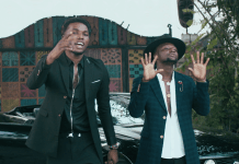 Keeny Ice - Ebe God ft Victor AD (Behind the scenes) (11)