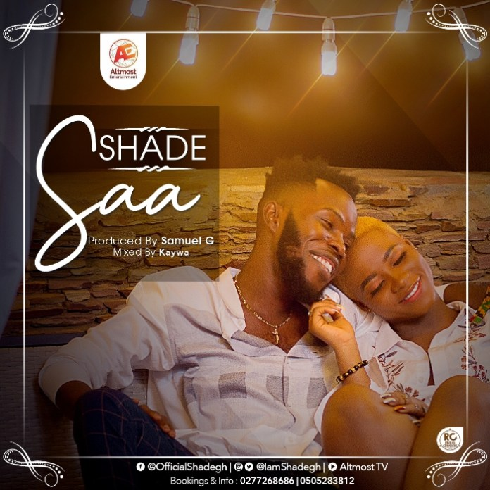 Shade - SAA (Prod by Samuel G)