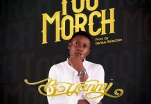 B Vanny - Too Morch (Prod. by Genius Selection) (GhanaNdwom.com)