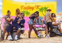 1CeDi – Feeling it (Feat Teephlow)