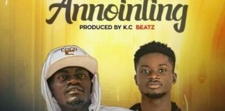 Lil Win - Anointing (Feat Kuami Eugene) (Official Video)