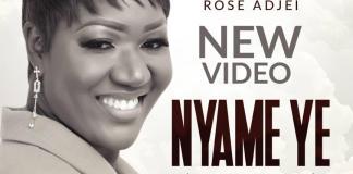New Music Video Rose Adjei – Nyame Ye